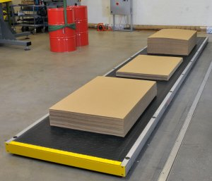 denimove flat conveyor