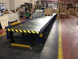 Belt Conveyors offers flexible solutions