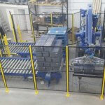Robot Palletisining Conveyor