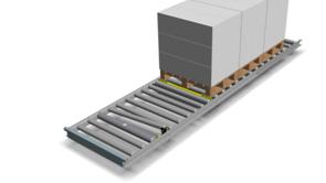 Pallet Roller Flow system