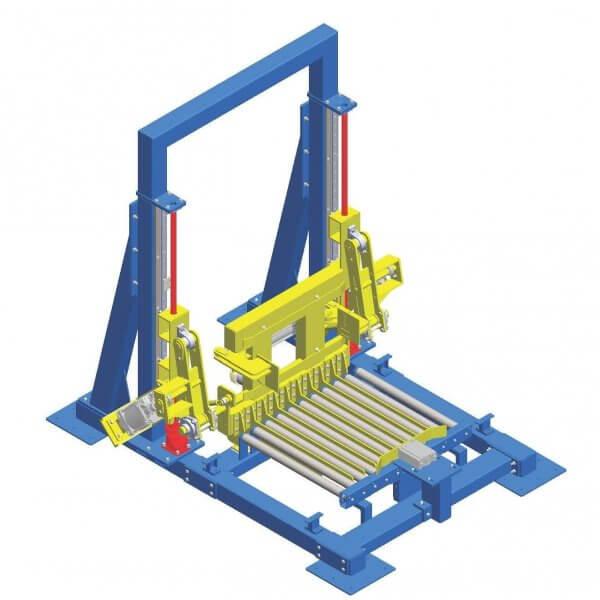 Conveyor System Tipper
