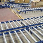 Gravity Roller Conveyor Systems