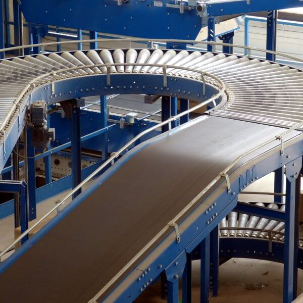 Factory Automation Conveyor System