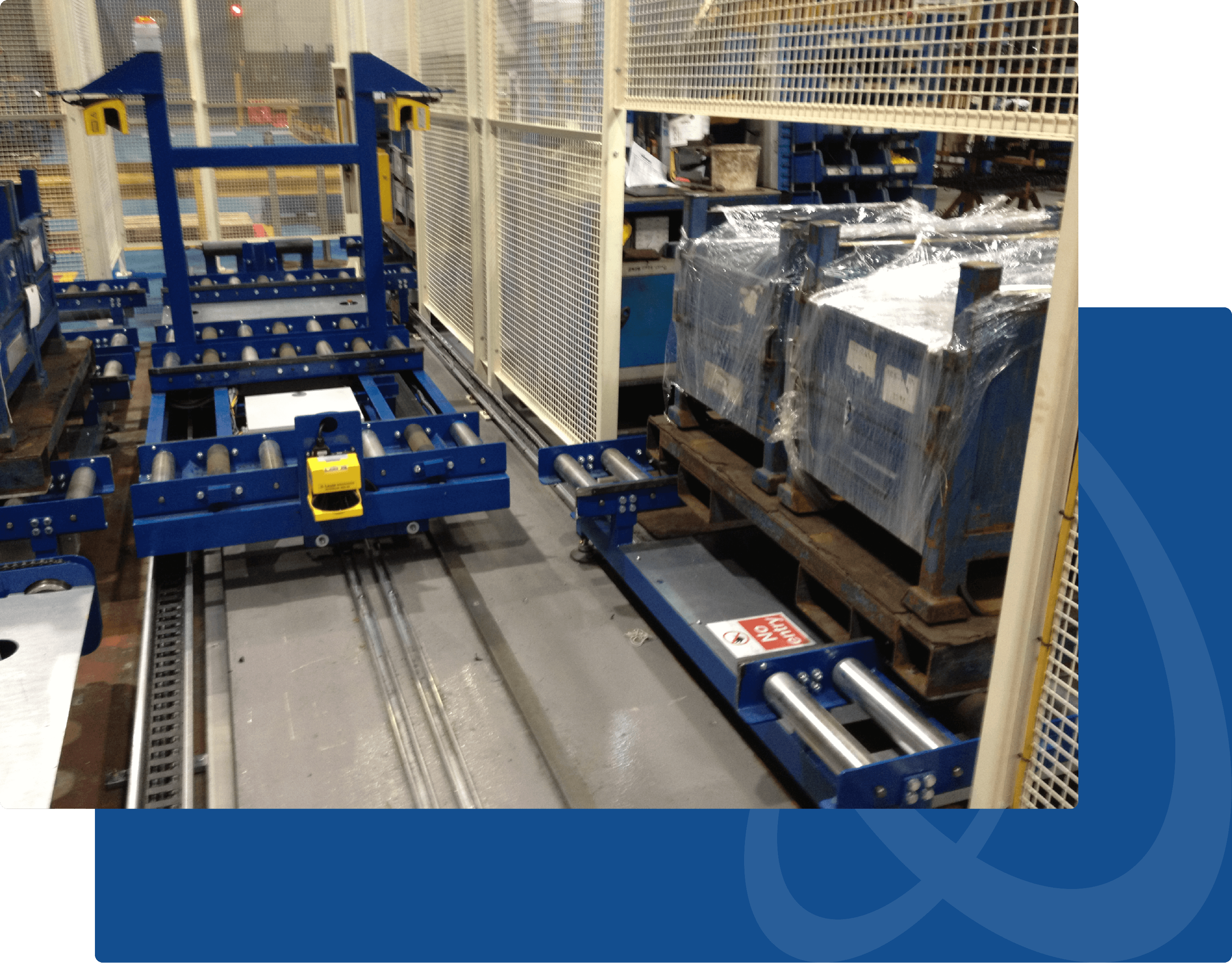 transfer trolley operation